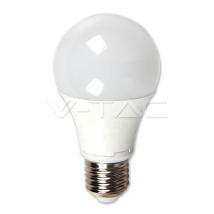 LED Bulb - LED Bulb - 5W E27 A60 Thermoplastic White